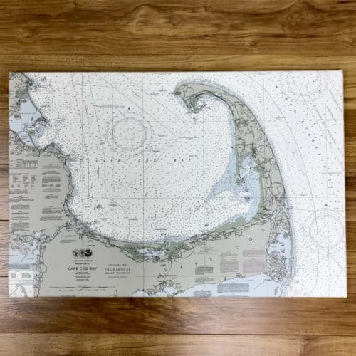 Cape Cod Nautical Chart