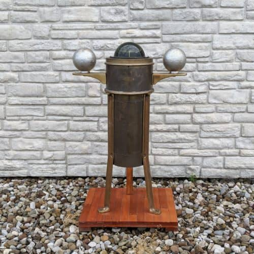 Antique Brass Binnacle - Cleveland, Ohio
