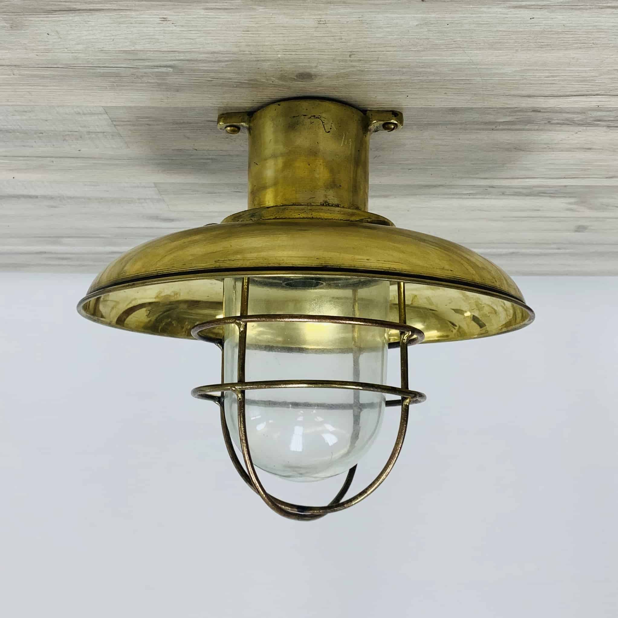Ceiling Light With Cover Br