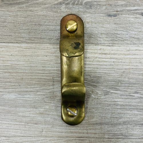 Solid Bronze Straight Chock