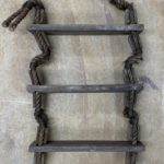 Nautical 3 Step Jacobs Ladder