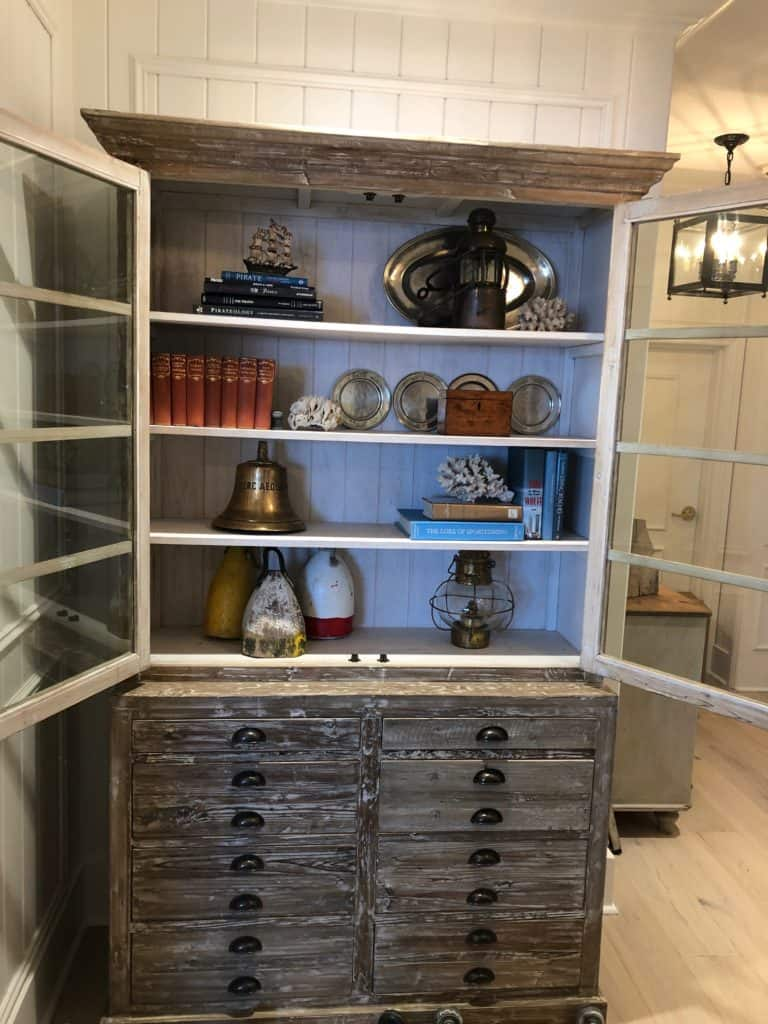 Nautical Collection Cabinet