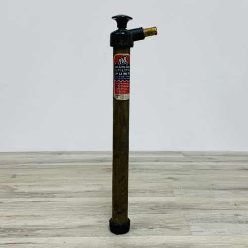 Brass Par Marine Utility Pump By Peters and Russell, INC.